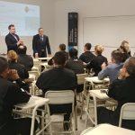 A Renful Premier Technologies nyílt nap Argentínában Buenos Aires a Policía de Seguridad Aeroportuaria (PSA)